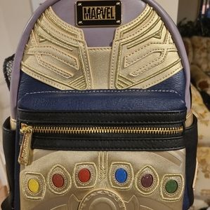 Thanos Loungefly Backpack